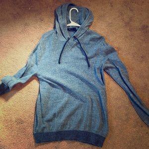 Gap blue hoodie